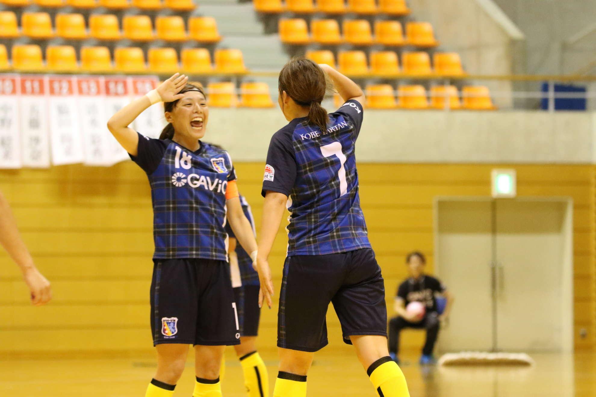 日本女子フットサルリーグ2019/2020シーズン 日程発表!
