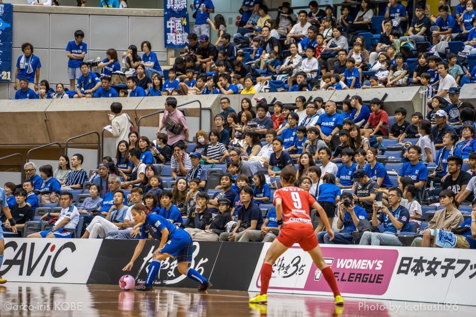 アルコ、ホームで福井丸岡に勝利!2465人の観衆を魅了!