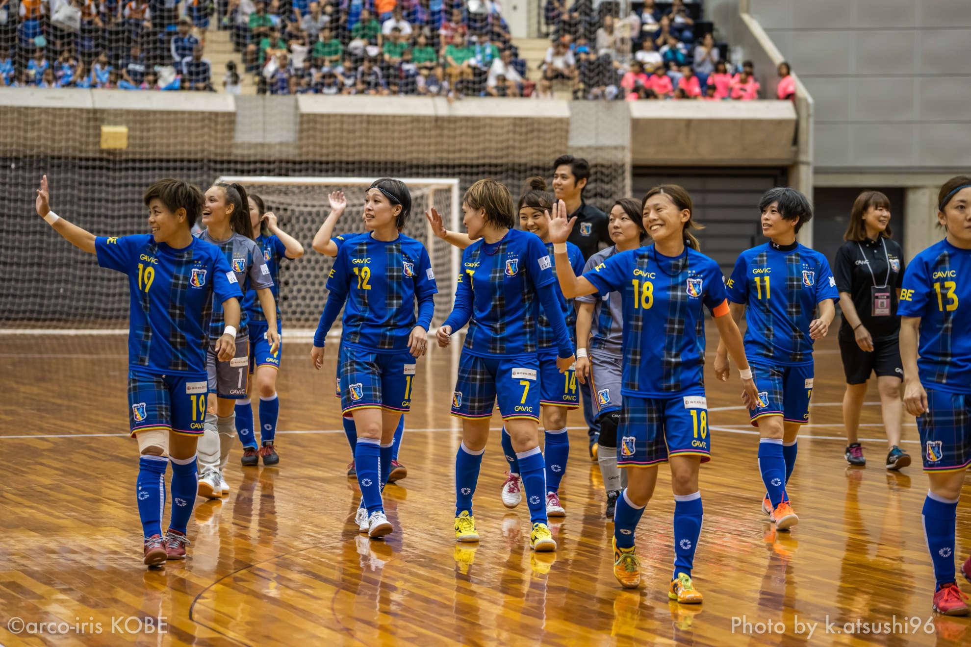 全日本女子フットサル選手権大会の対戦相手が決定!