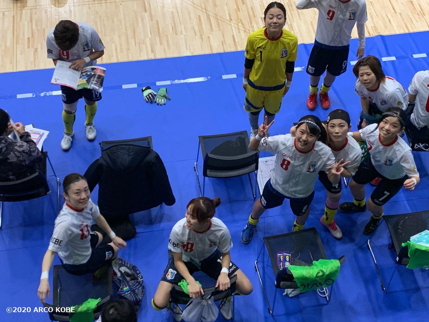 リモートイベント開催! アルコ神戸 若手&新人選手と振り返る全日本選手権