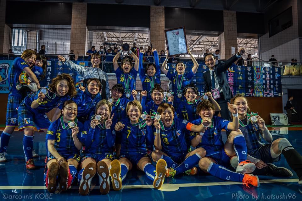 名古屋の歓喜!日本女子フットサルリーグプレーオフ決勝、大逆転勝利で3連覇達成!!