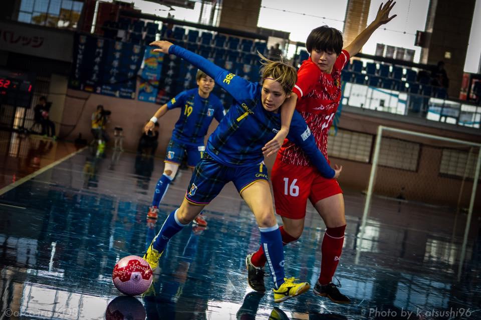 【日本女子フットサルリーグ プレーオフ決勝】第1戦は惜敗も優勝へ望みをつなぐ!