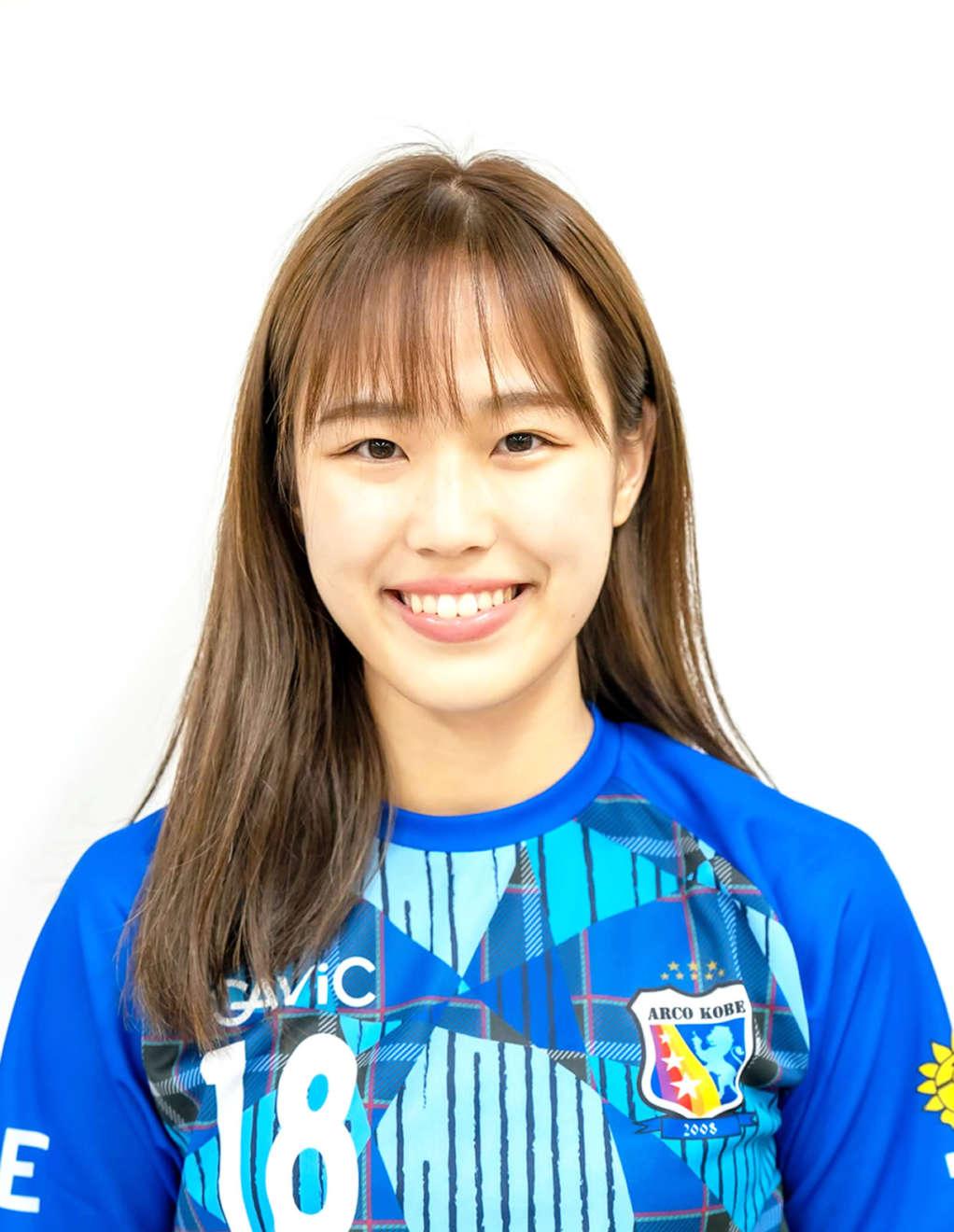 山川里佳子選手 日本女子代表候補選出のお知らせ
