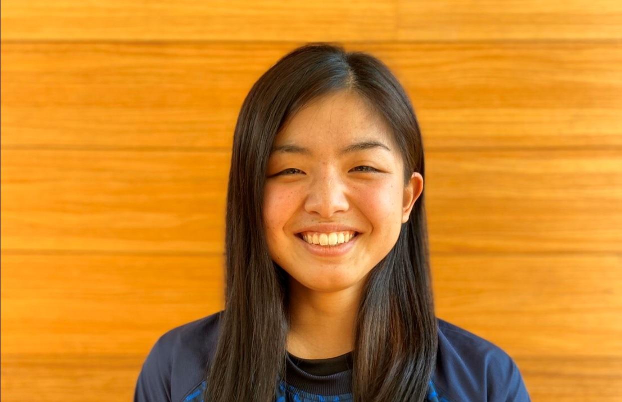 新入団選手・田中ちひろ選手からのコメント